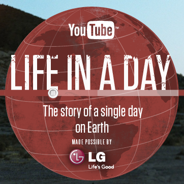 Day In A Life Promotional Poster